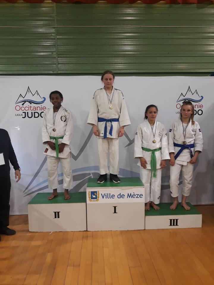 Calendrier Judo Occitanie.Competition A Meze Ce Week End Judo Club Auscitain